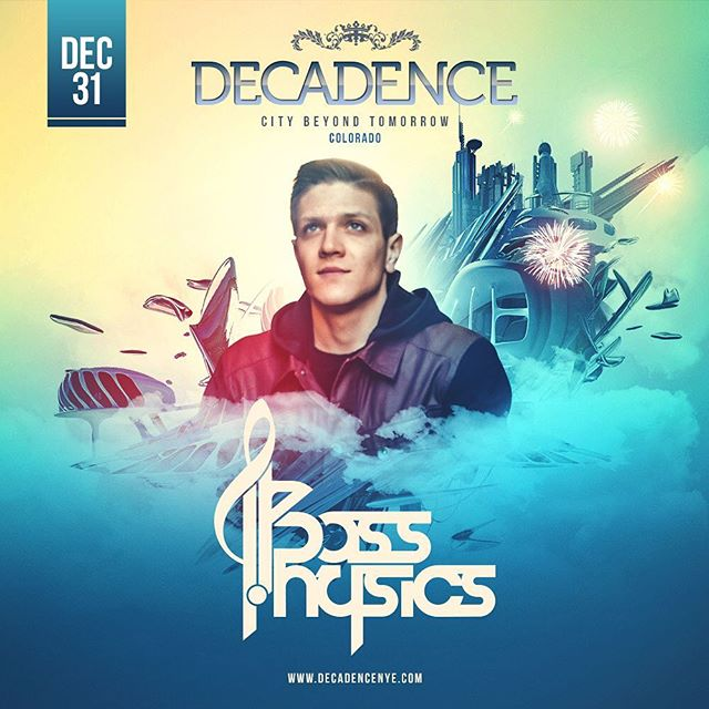 DECADENCE! Holy crap this is gonna be so dope! Can't wait to return and bring in the new year with you guys 